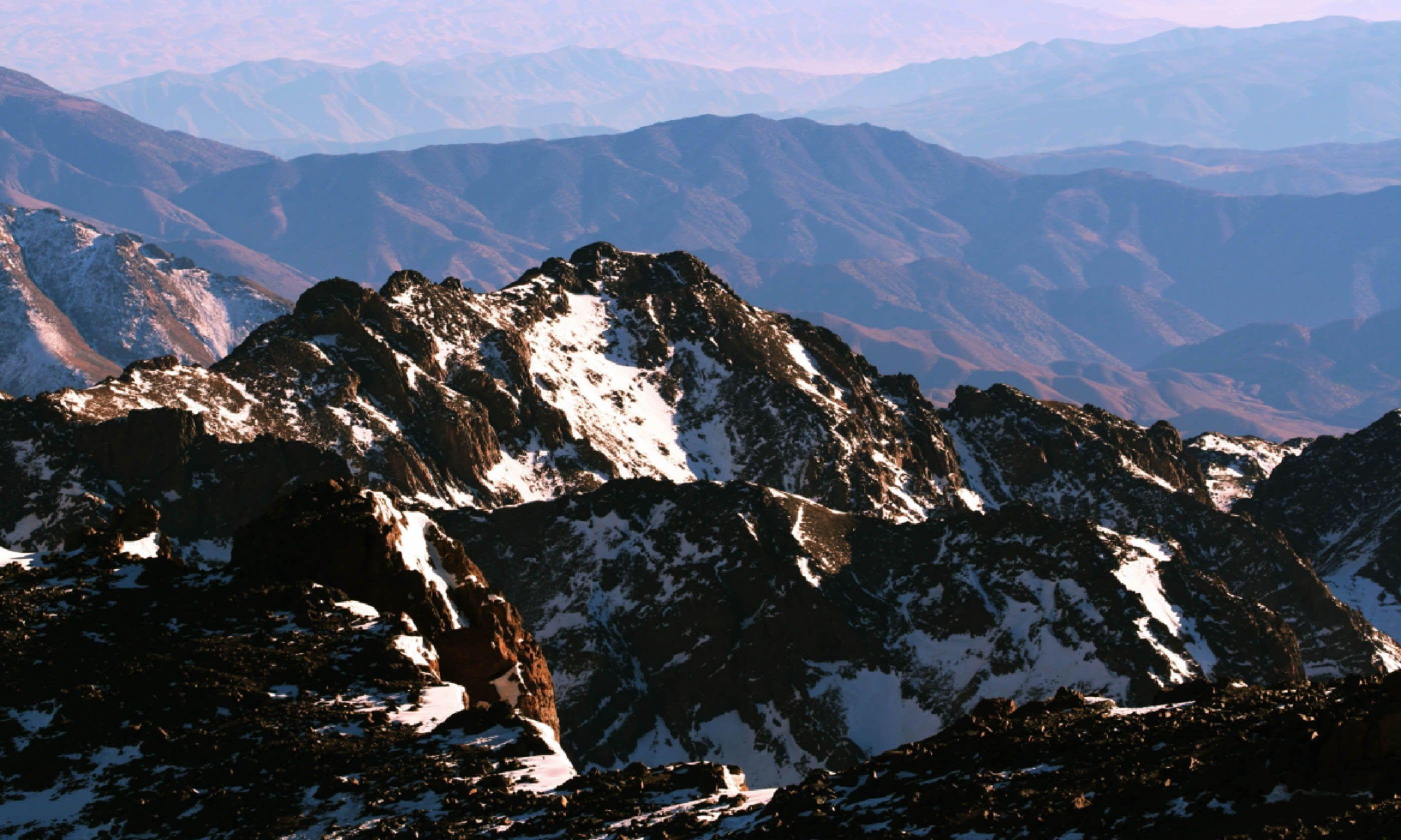 High Atlas Mountains (Shutterstock)