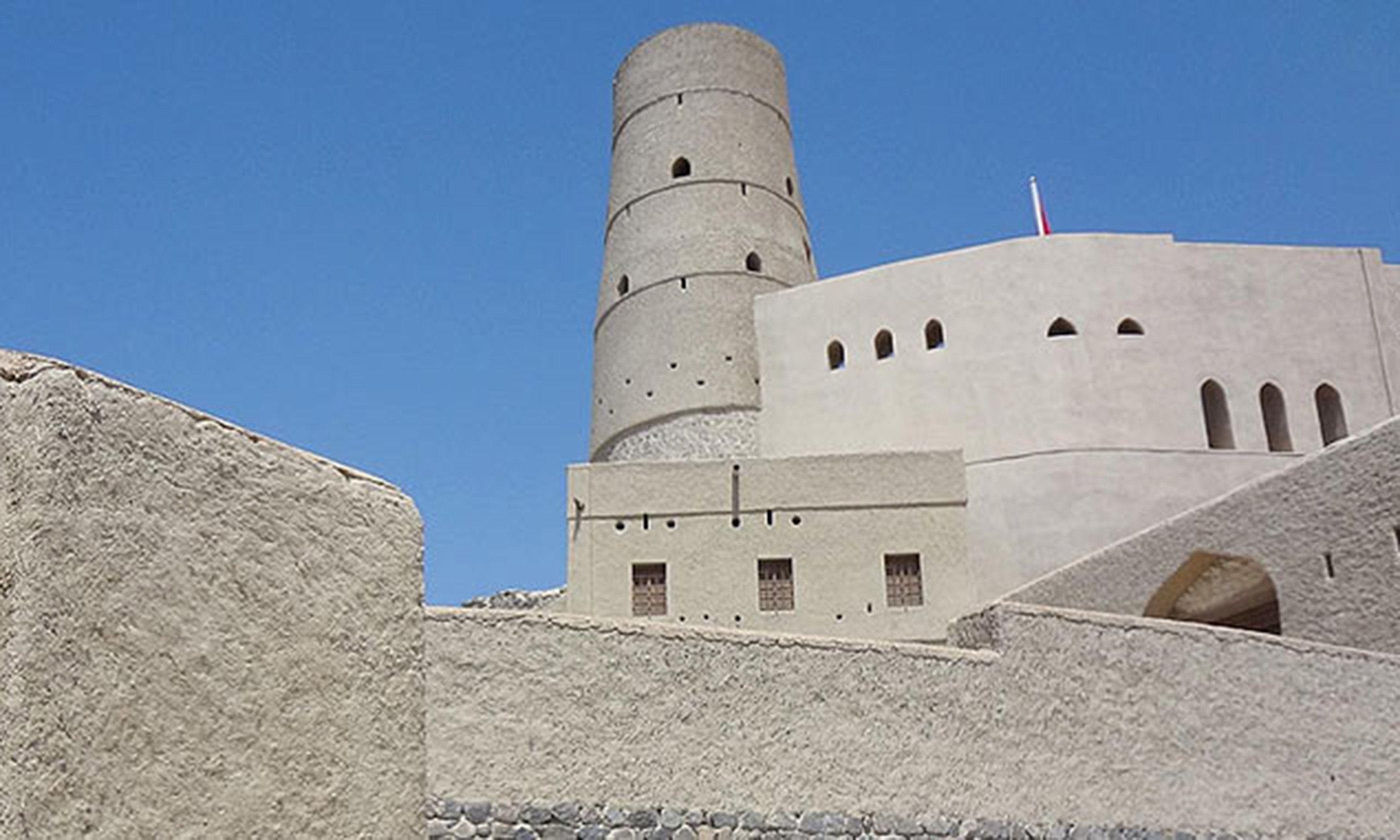 Bahla Fortress (Joāo Leitão)