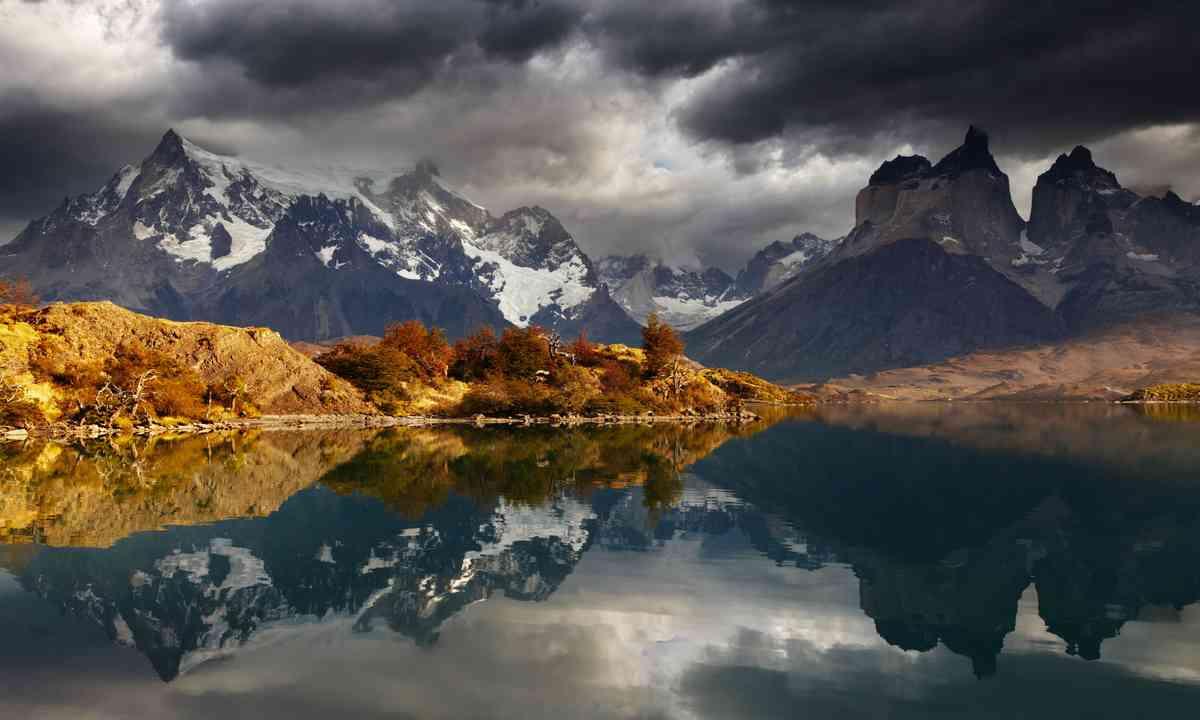 Torres del Paine National Park (Shutterstock.com)