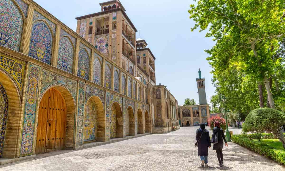 Golestan Palace, Tehran (Shutterstock)