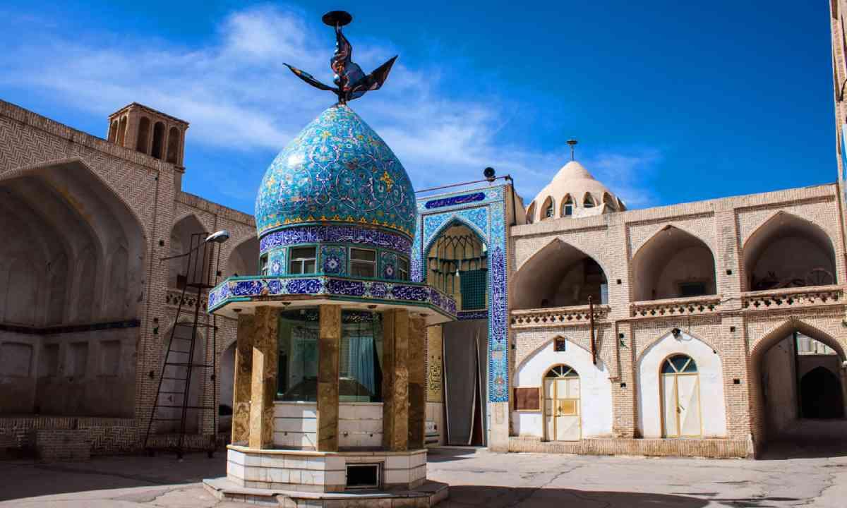 Nain, Iran (Shutterstock)