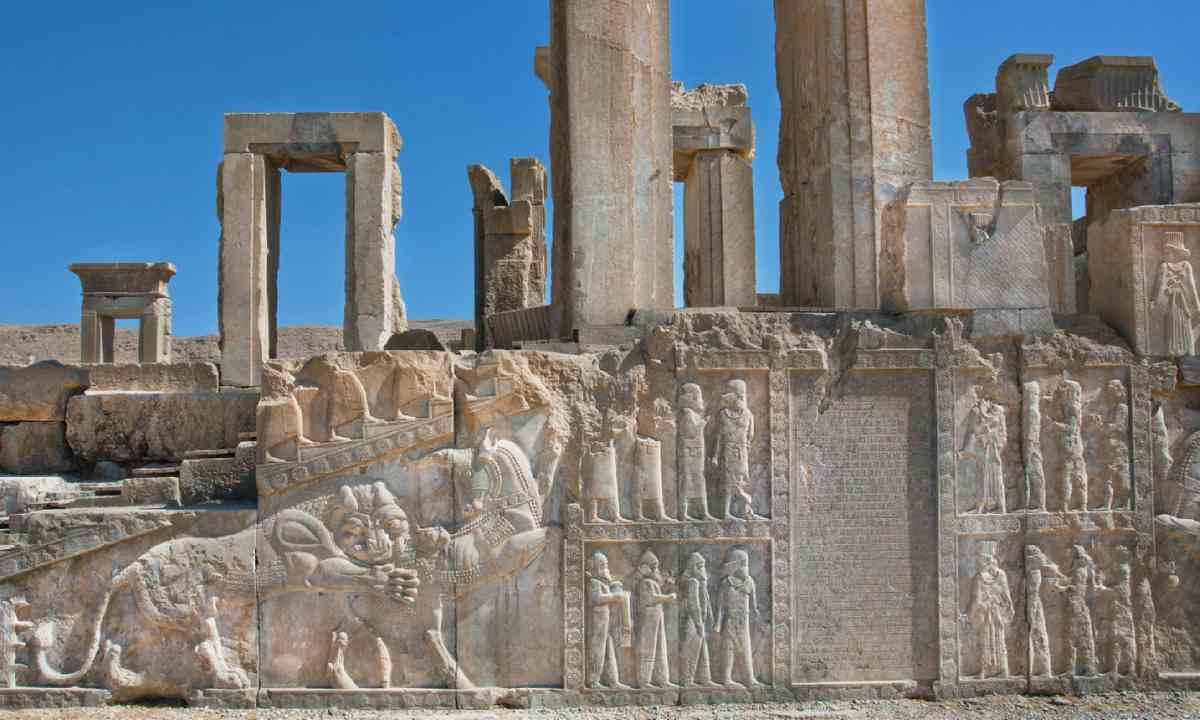 Persepolis, Iran (Shutterstock)