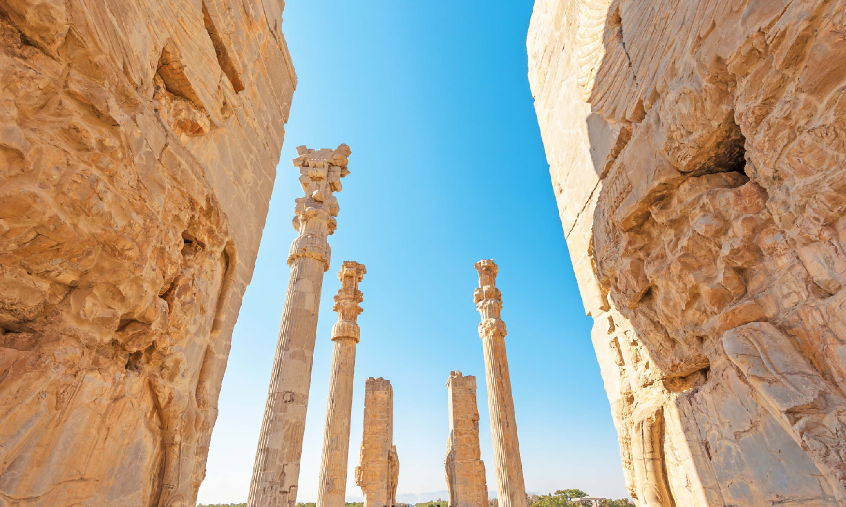 Gate of All Nations, Persepolis (Shutterstock)