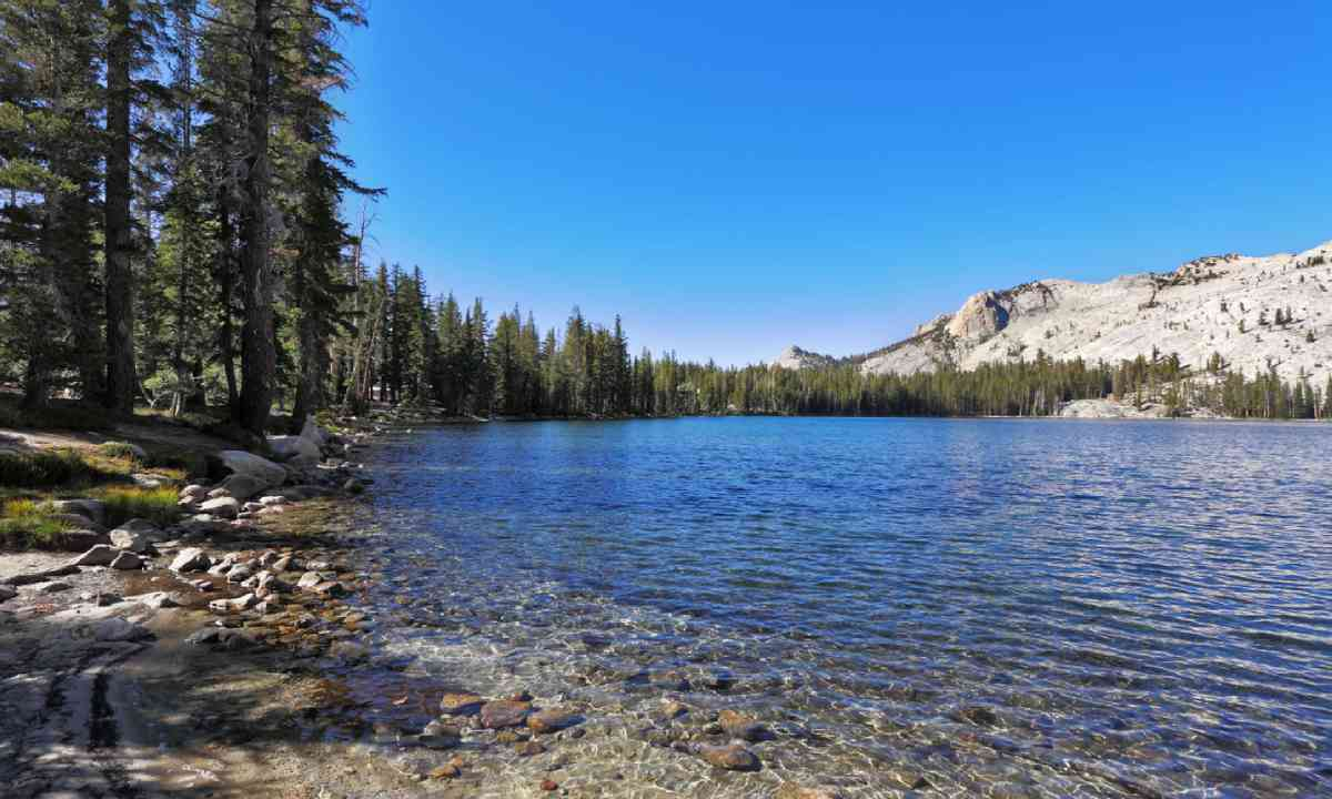 May Lake (Shutterstock)