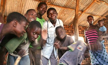 Kids in Mozambique (Charlie Walker)