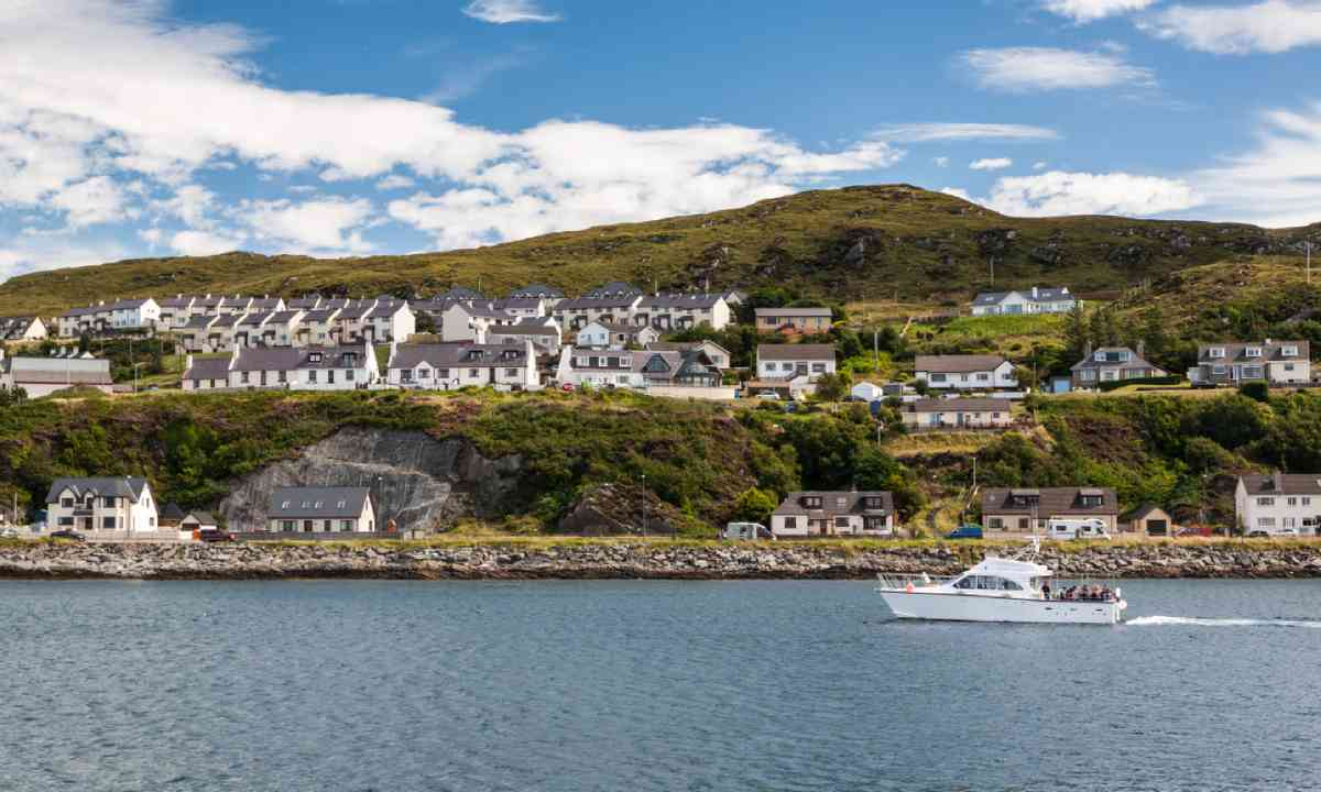 Mallaig, a little port in Lochaber (Shutterstock)