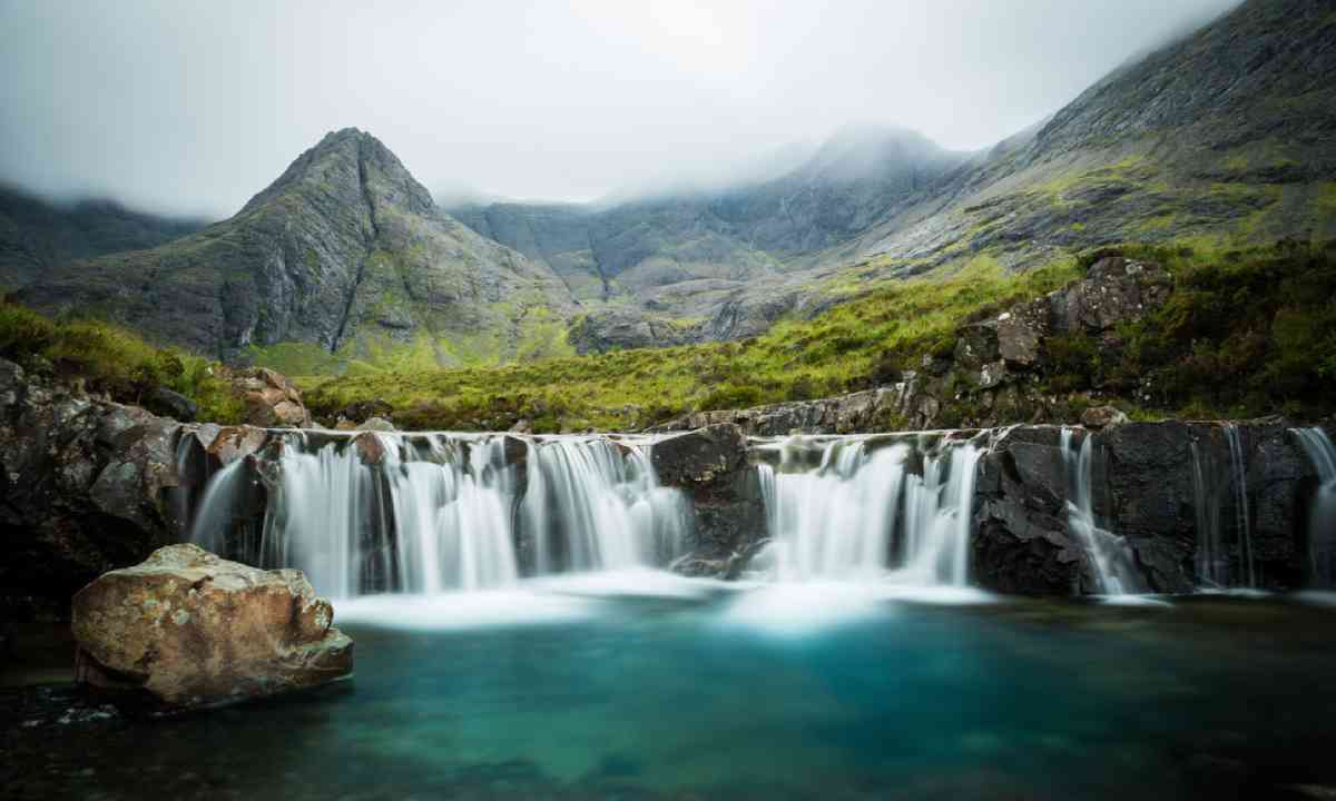 The Fairy Pools, Glen Brittle (Shutterstock)