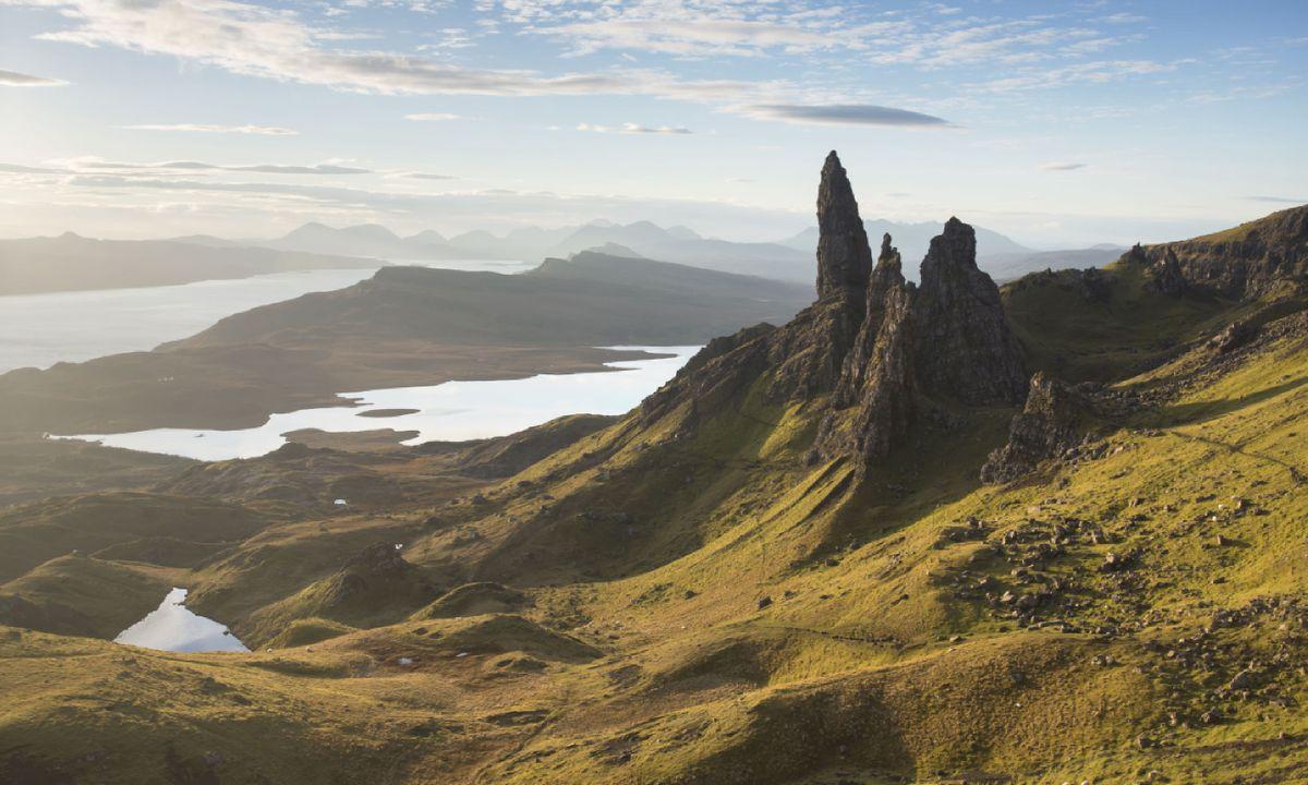 Short break on the Isle of Skye, Scotland