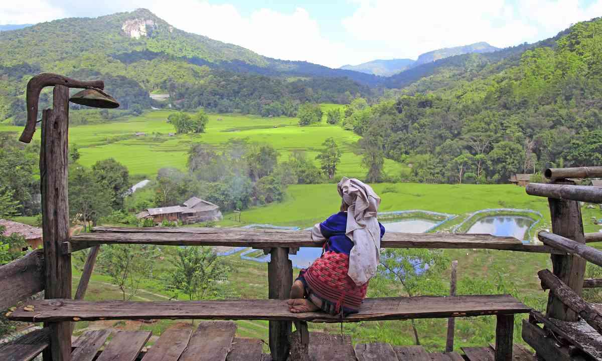 Overlooking Luang Namtha (Shutterstock.com)