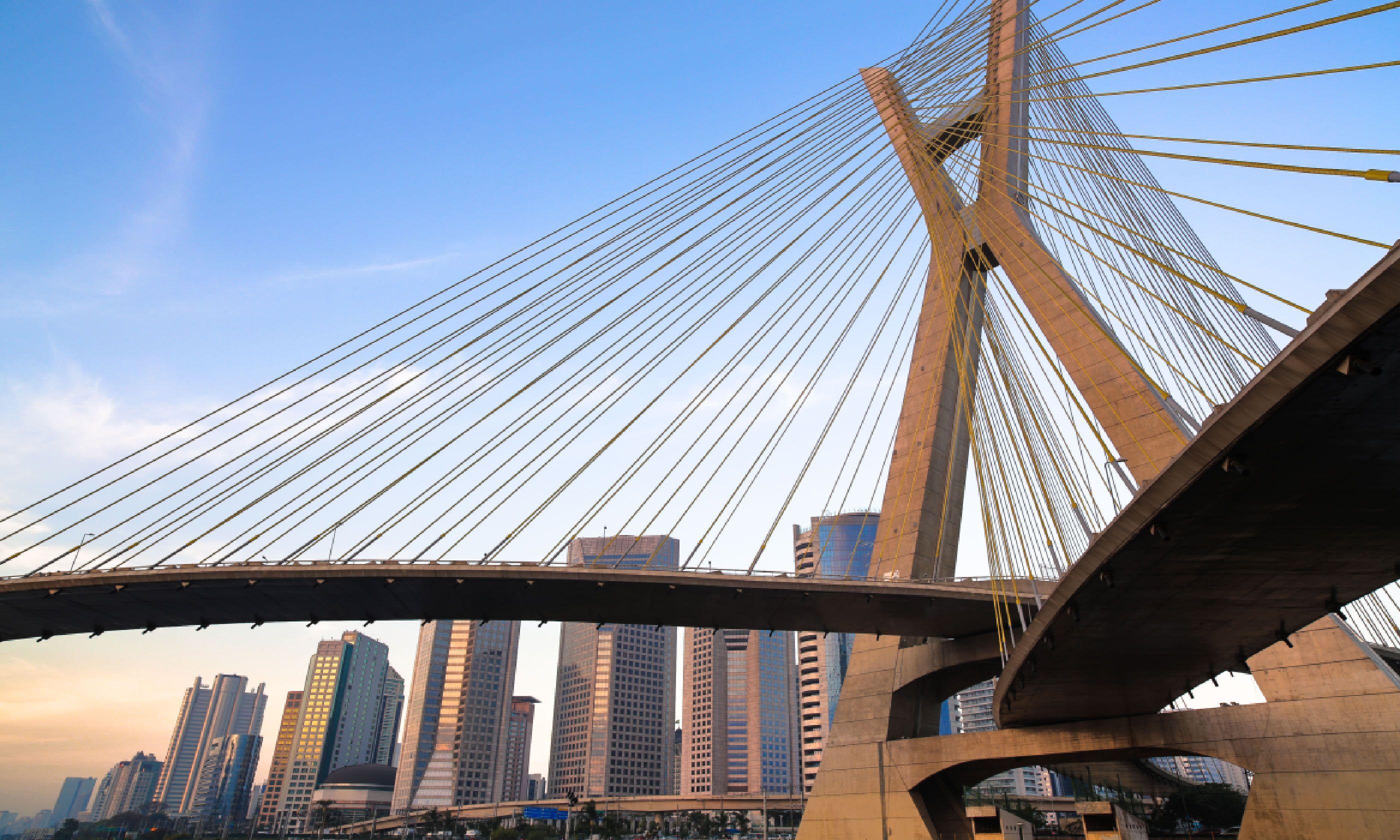 Estaiada Bridge (Shutterstock)