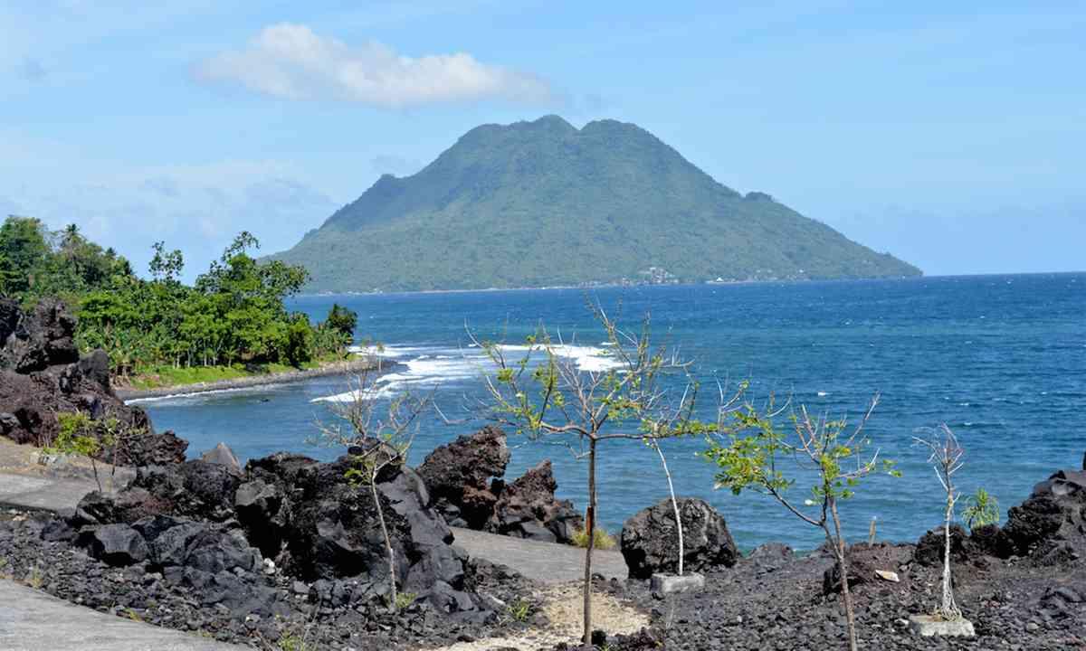 Pulau Ternate (Straight Ahead Detour)