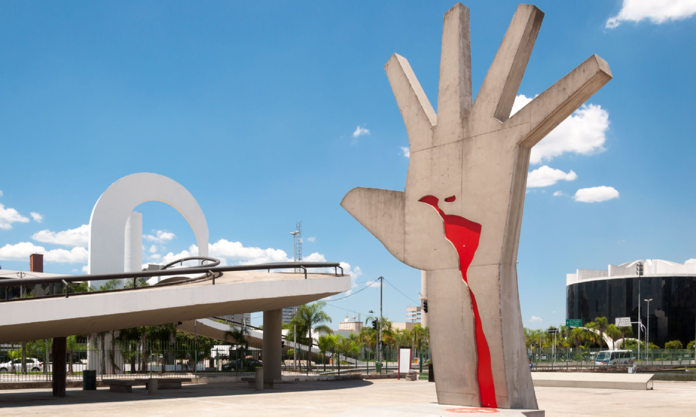 The Memorial of Latin America (Shutterstock)