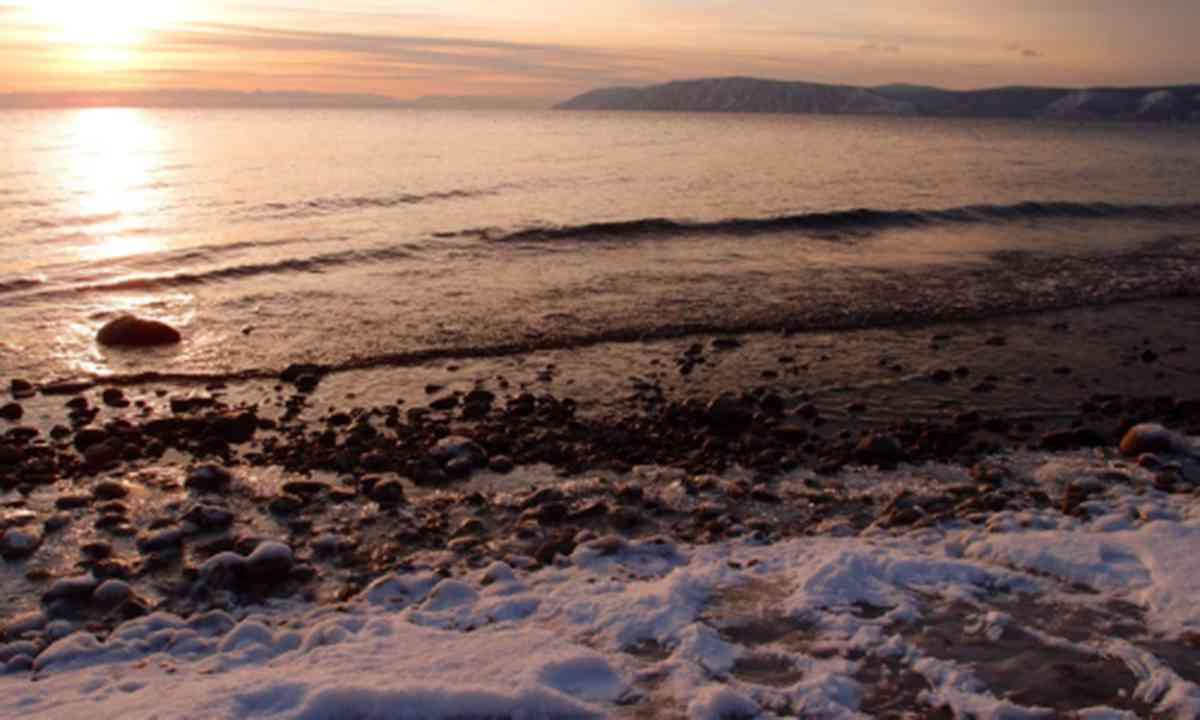 Lake Baikal (Anastasia Malyugina)