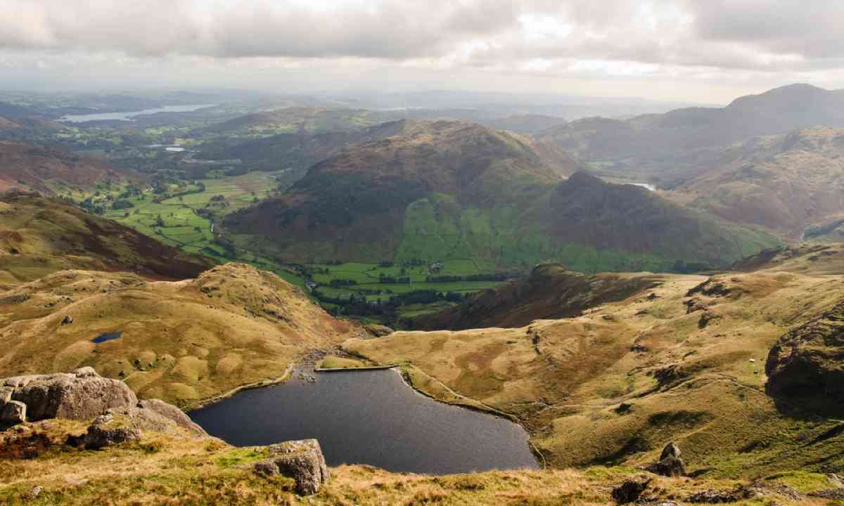 Stickle Tarn, Lake District (Shutterstock)