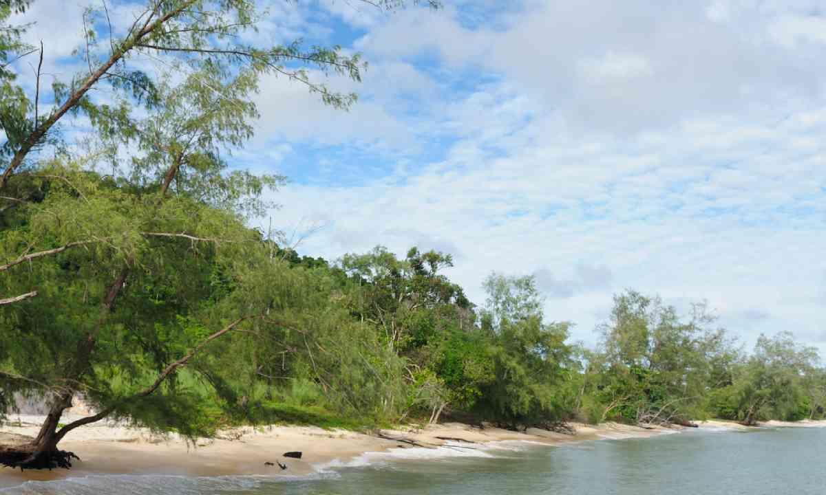 Bomum Sakor National Park (Shutterstock)