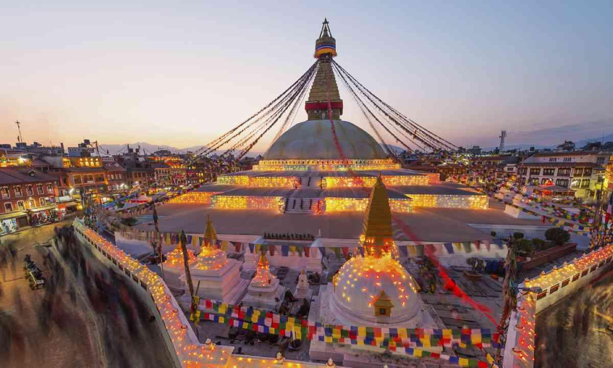 Kathmandu (Shutterstock)