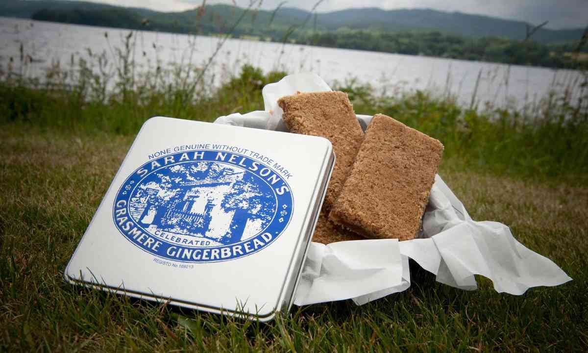Grasmere Gingerbread (from website)