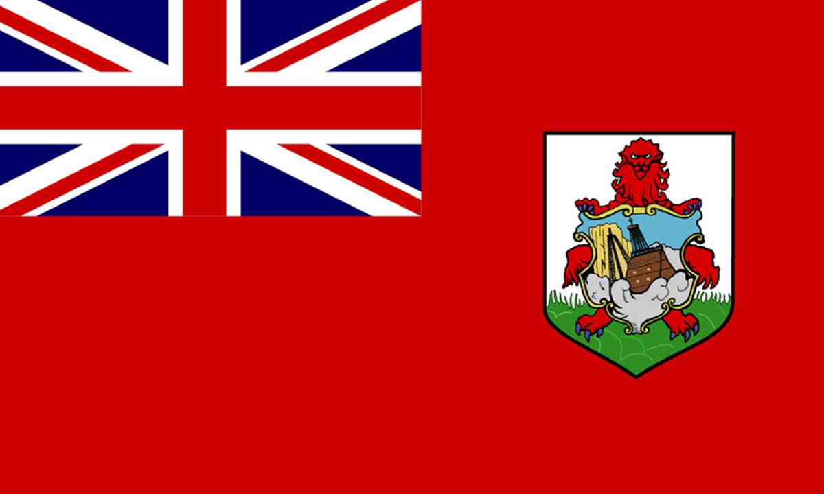 National flag of Bermuda (Shutterstock.com)