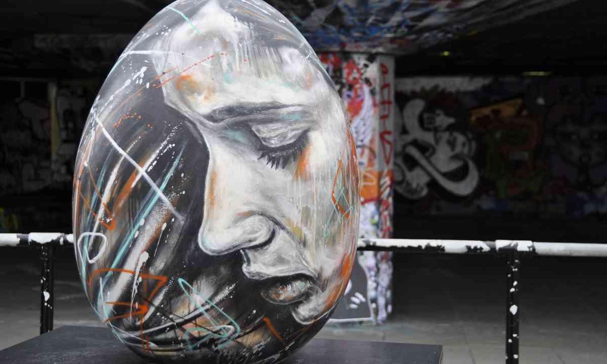 Street art, London (Shutterstock.com)