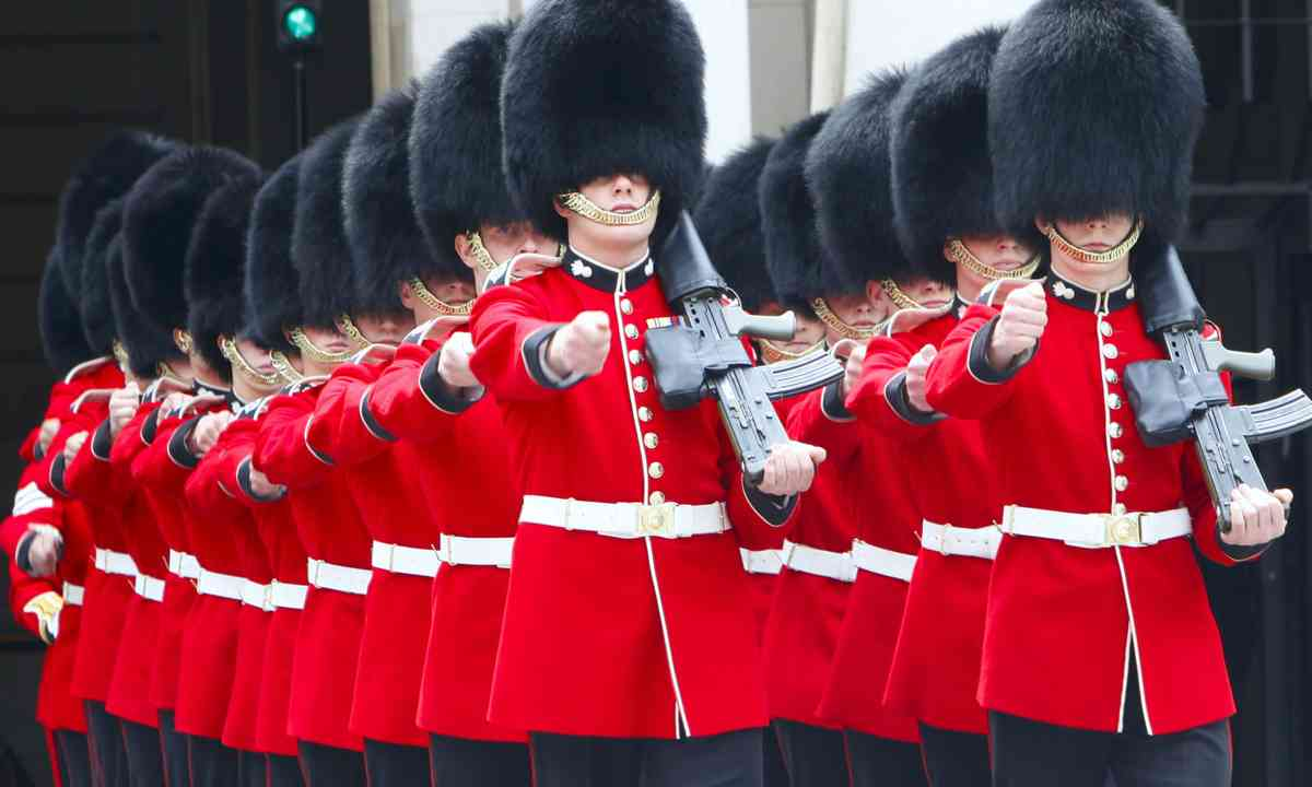 Changing of the Guard (Shutterstock.com)