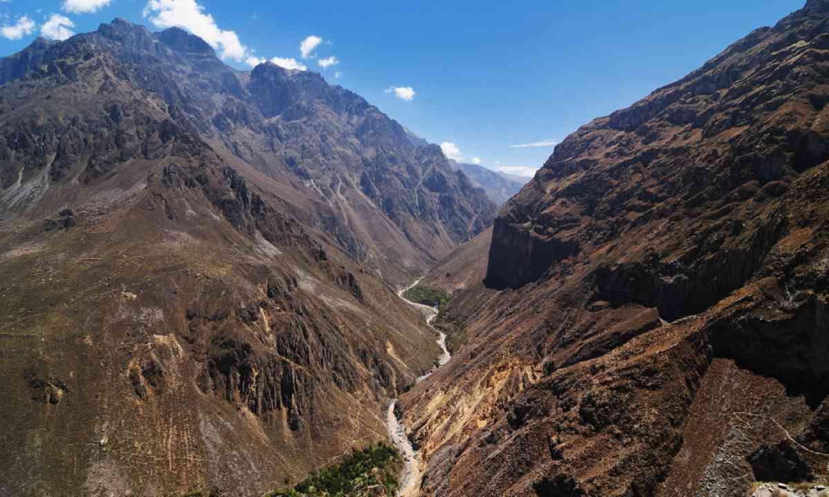 Colca Canyon (Shutterstock)