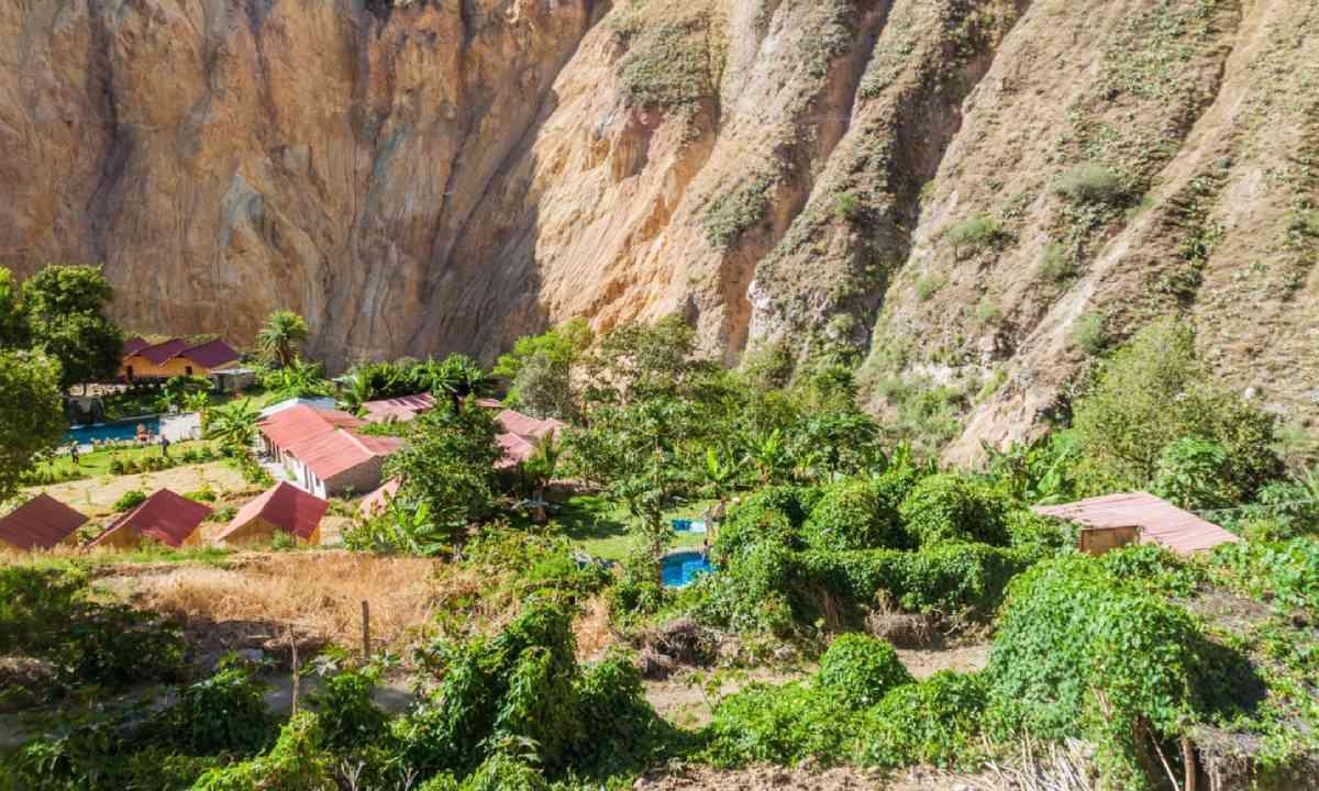 Sangalle oasis (Shutterstock)