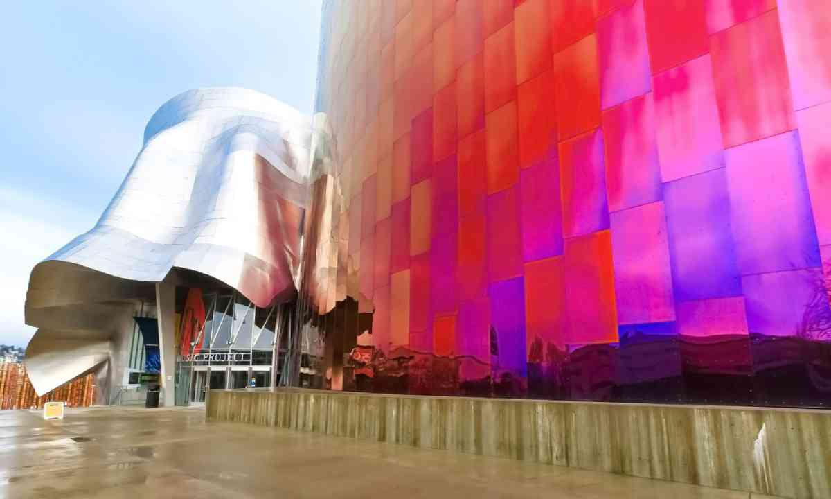 Experience Music Project (EMP) (Shutterstock)