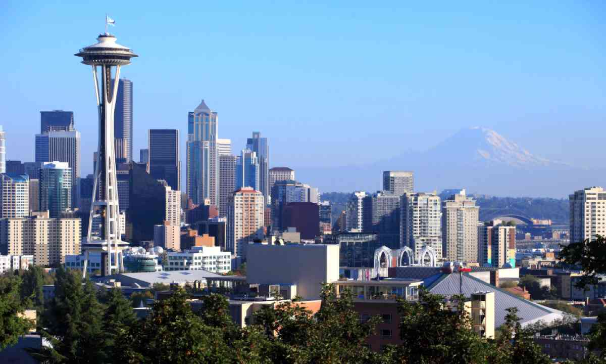 Seattle skyline (Shutterstock)