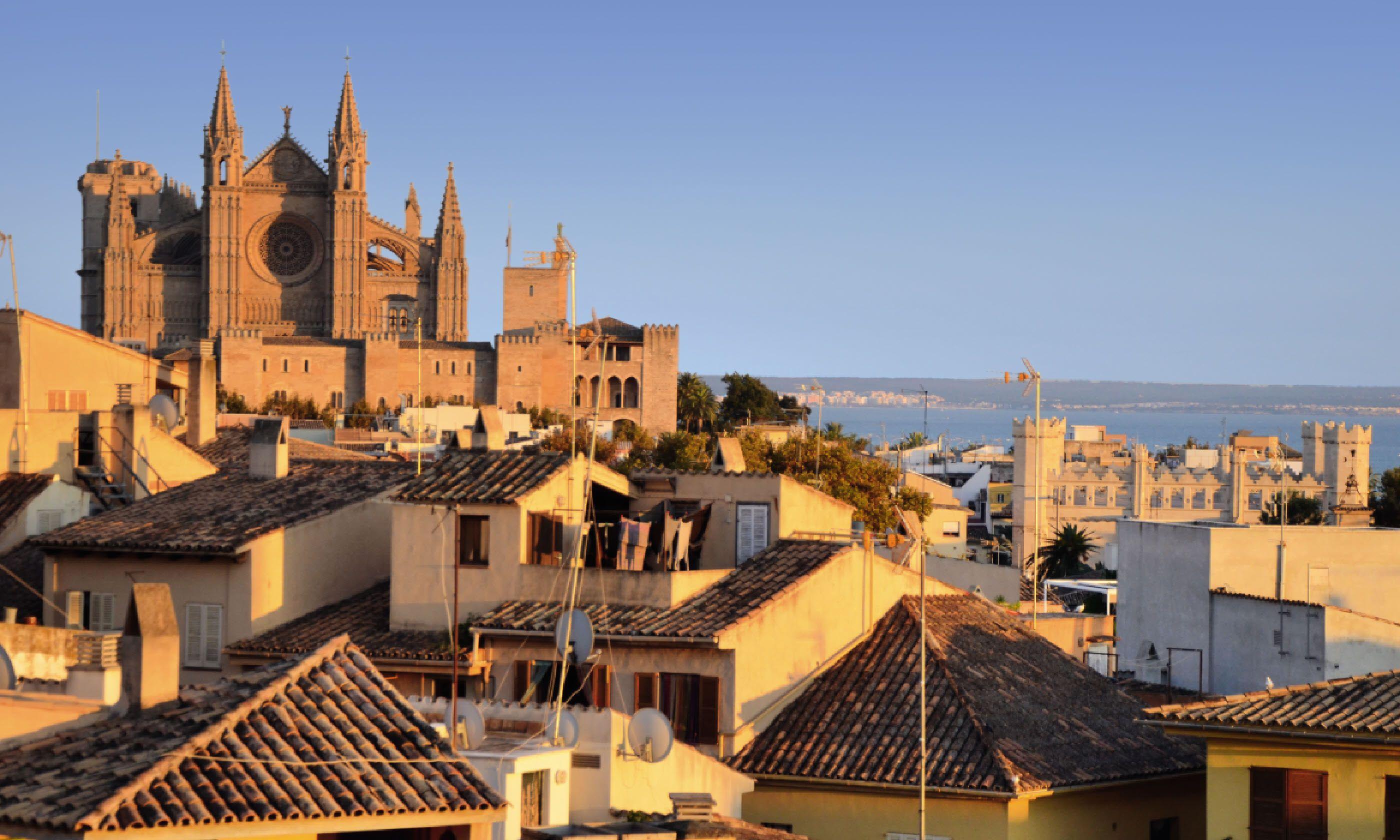 Palma, Mallorca (Neil S Price)