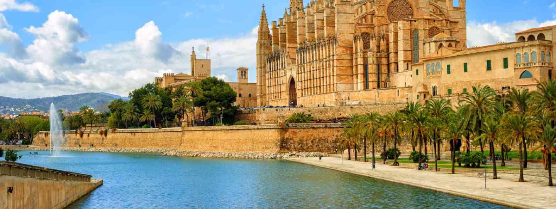 Palma, Mallorca (Dreamstime)