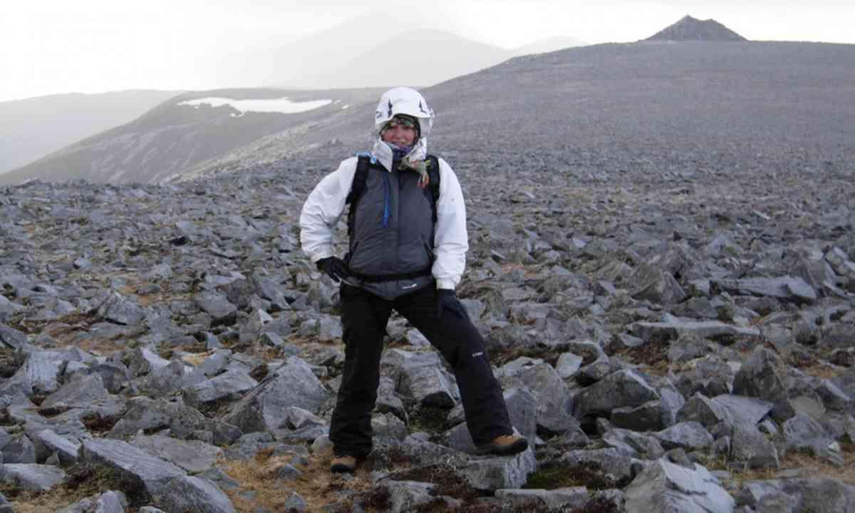 Climbing Muckish (FarawayVisions.com)