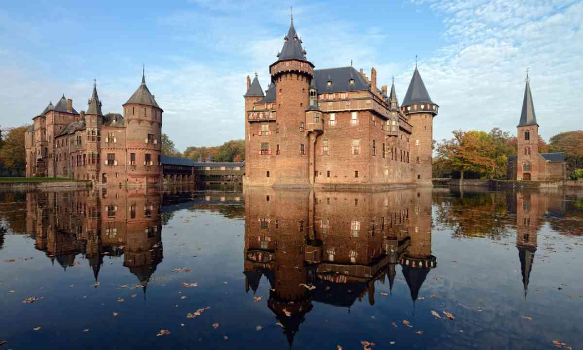 Castle De Haar, in the province of Utrecht (Shutterstock)