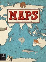 Maps - Aleksandra Mizielinska