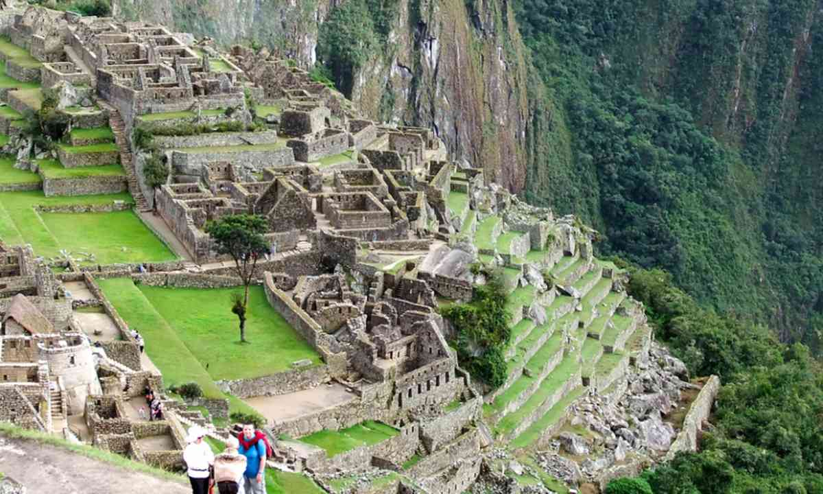 Machu Picchu (Phoebe Greenacre)