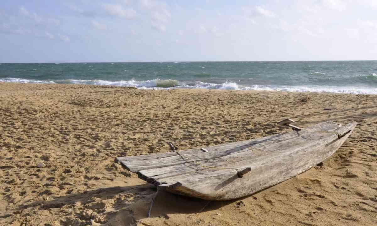 Palagama beach (Dreamstime)