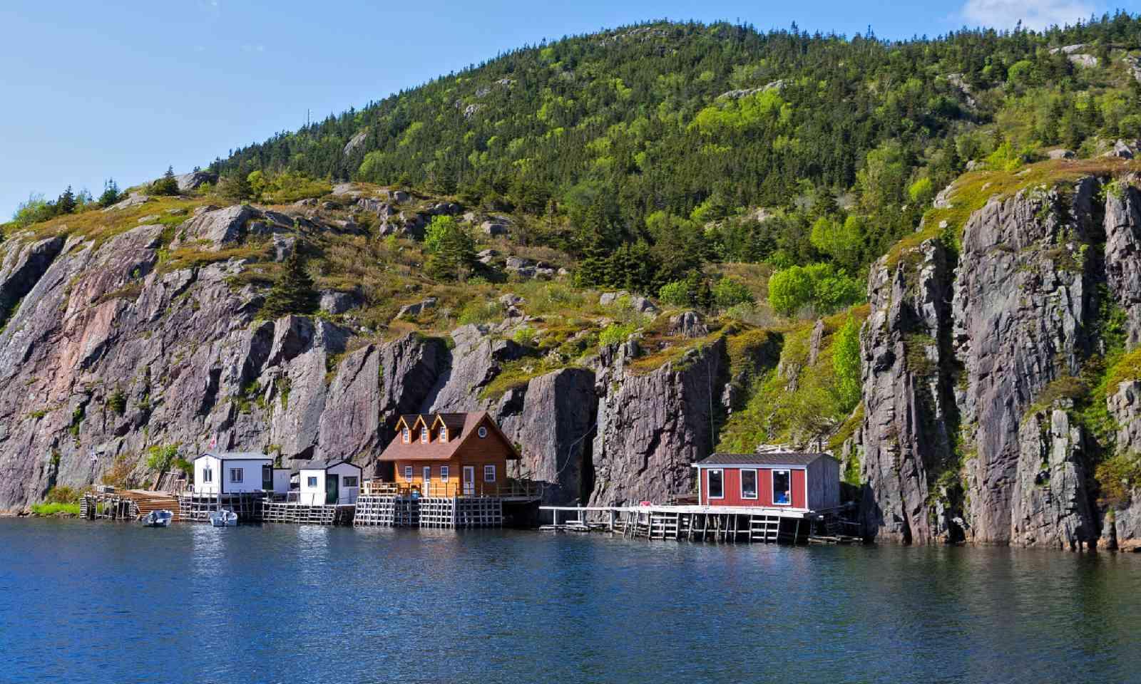 Quidi Vidi fishing villiage (Shutterstock)