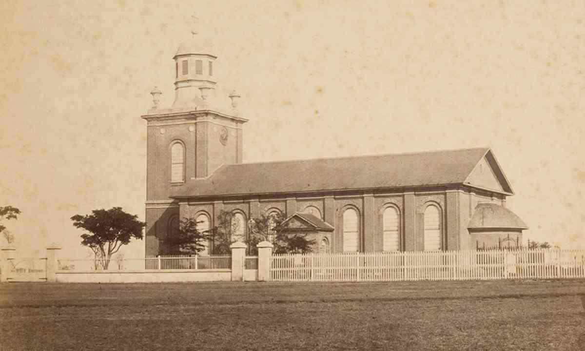 St Matthews, Windsor (WikiCommons)