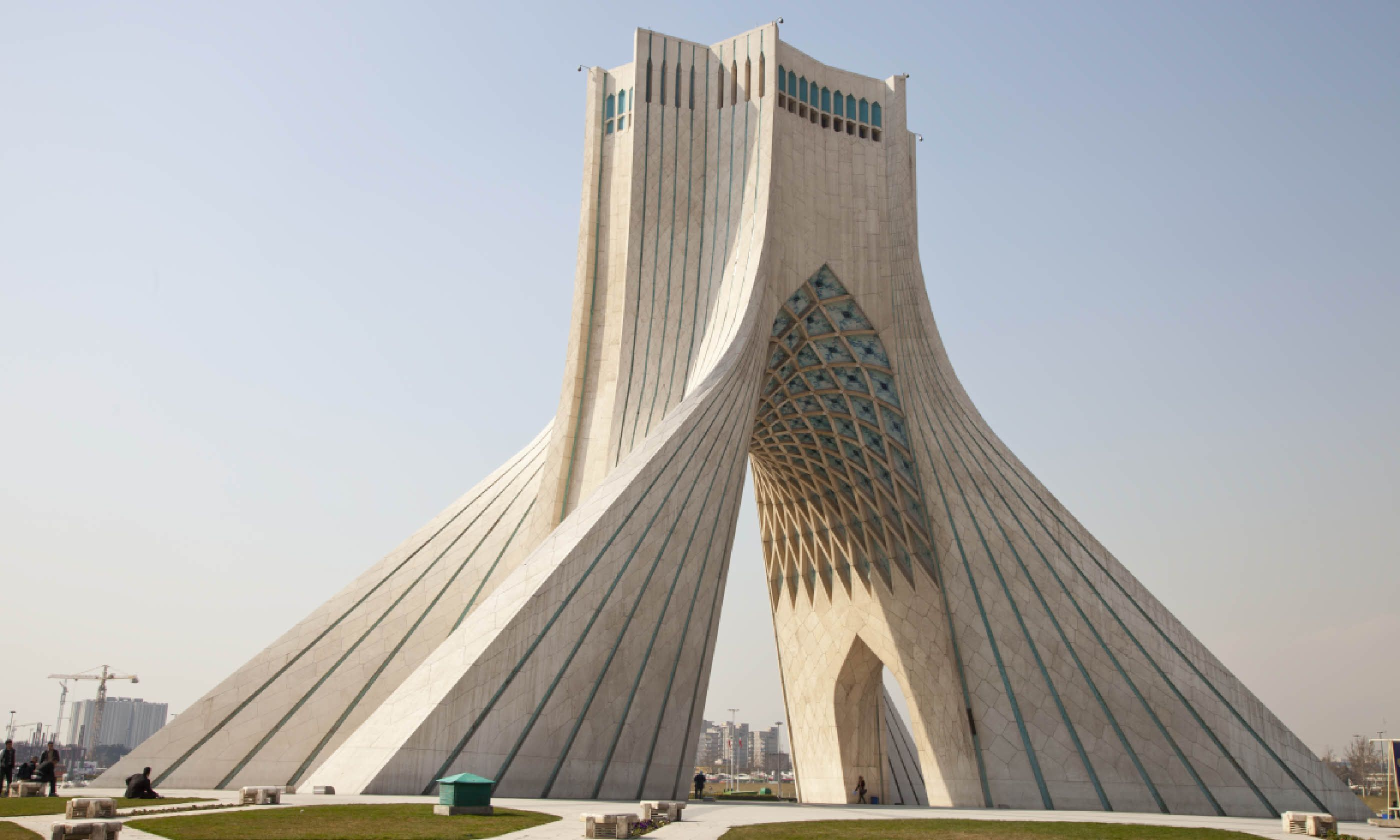 Azadi Tower (Shutterstock)