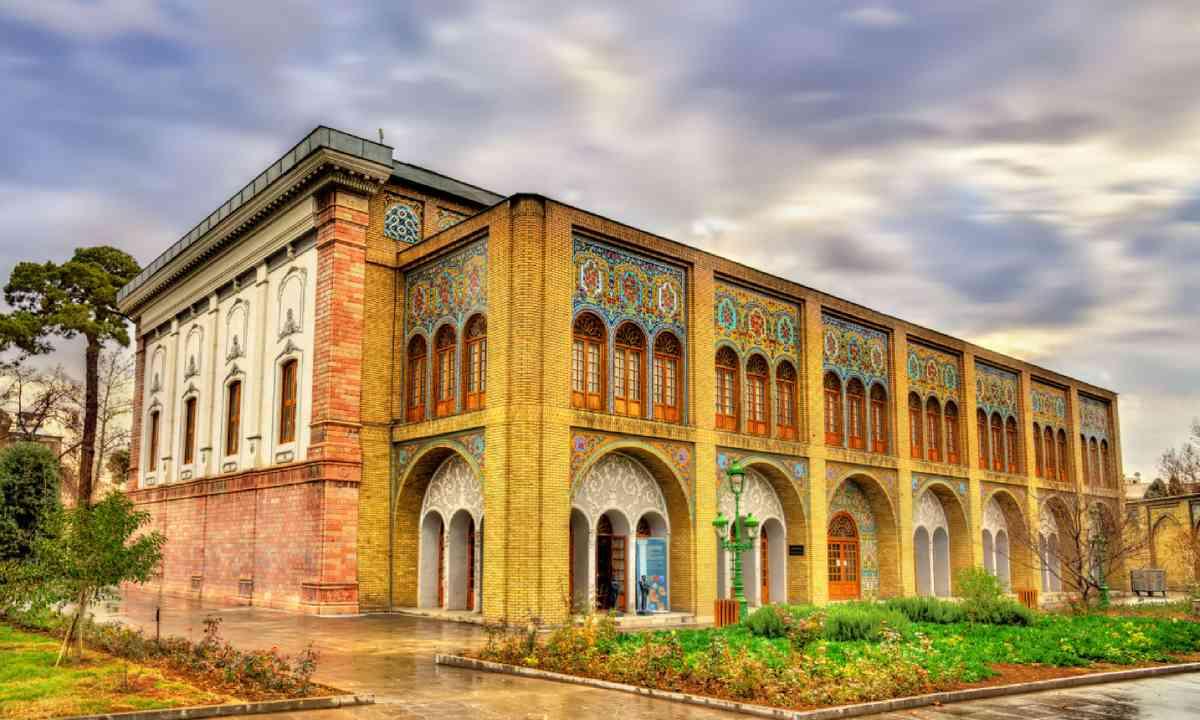 Golestan Palace (Shutterstock)
