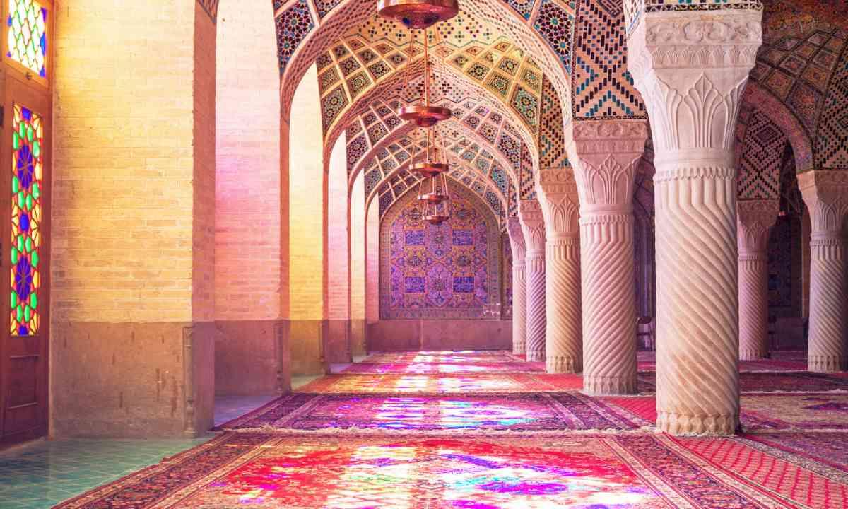 Nasir Al-Mulk Mosque, Shiraz (Shutterstock)
