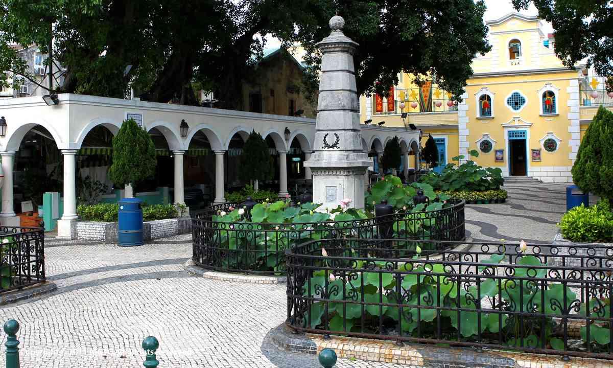 Chapel of St Francis Xavier (Macau Tourism)