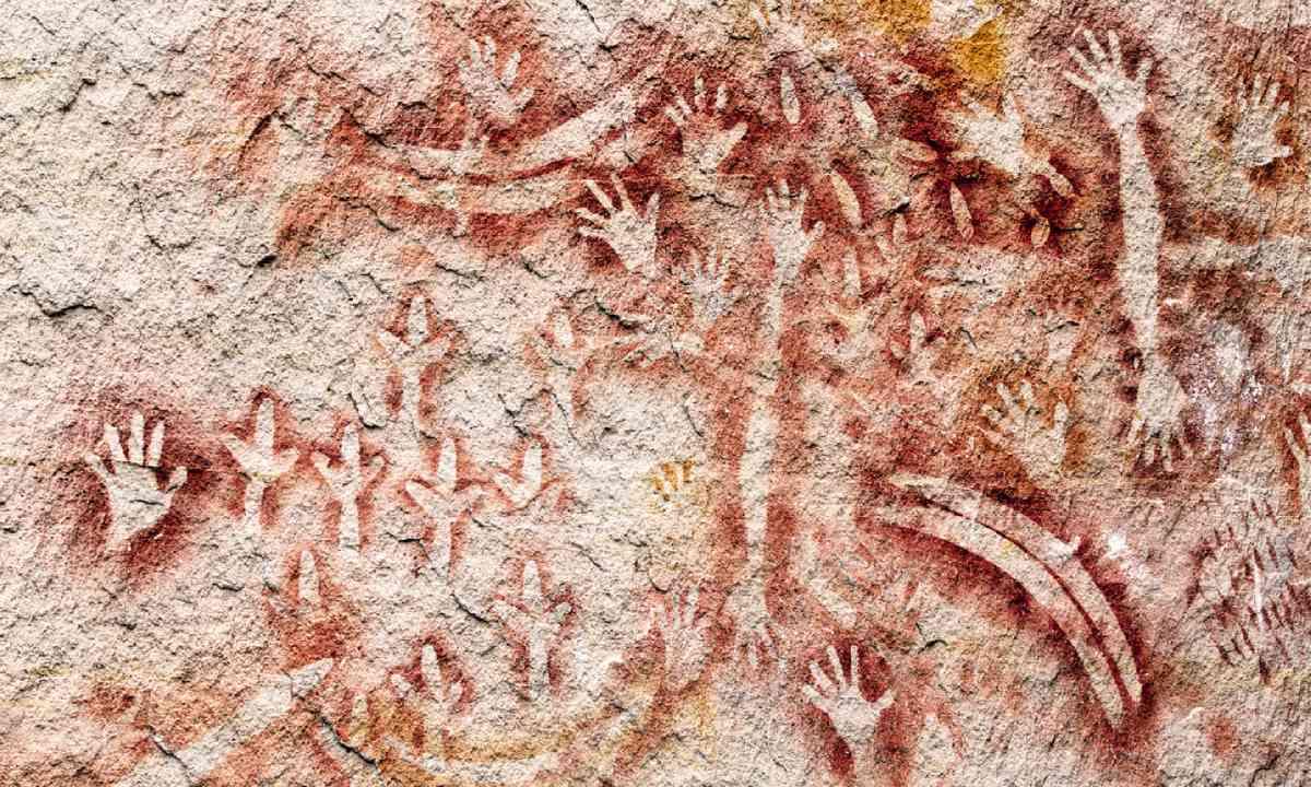 Carnarvon's rock art (William Gray)