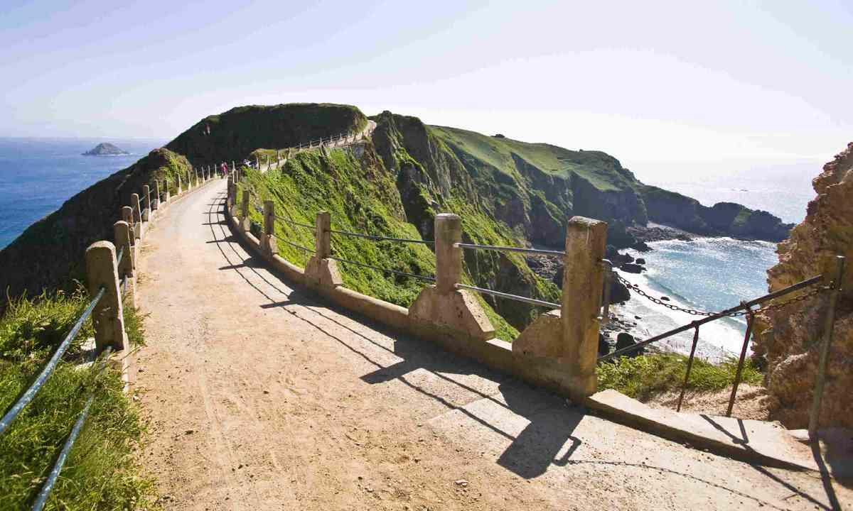 Isle of Sark (Shutterstock)