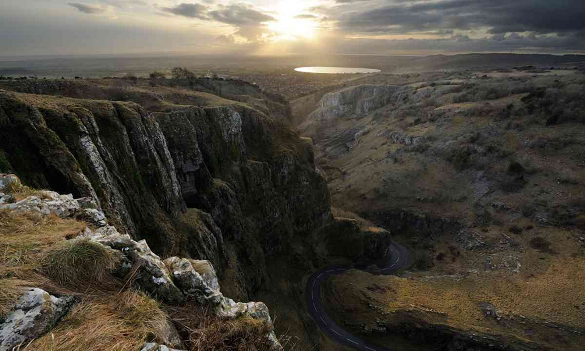 Cheddar Gorge (Continental Tyres)