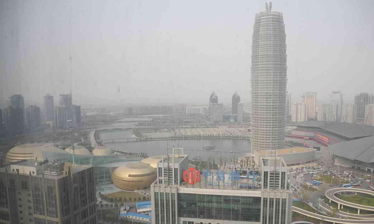 Zhengdong New District (Wade Shepard)