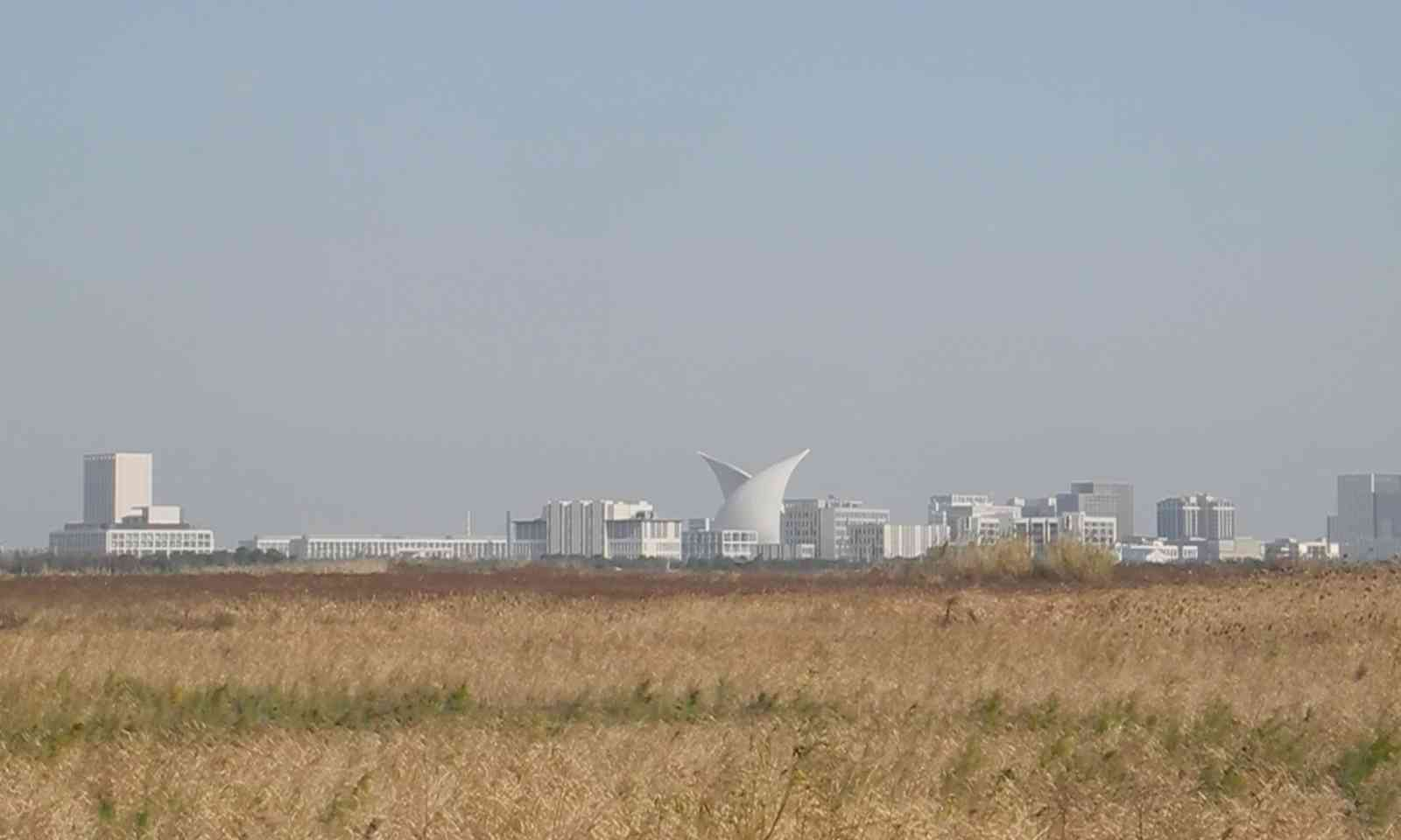 Lingering New City (Wade Shepard)