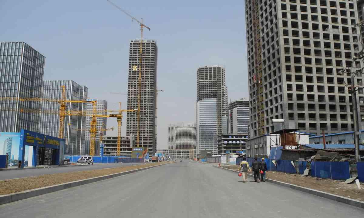 Binhai New Area (Wade Shepard)