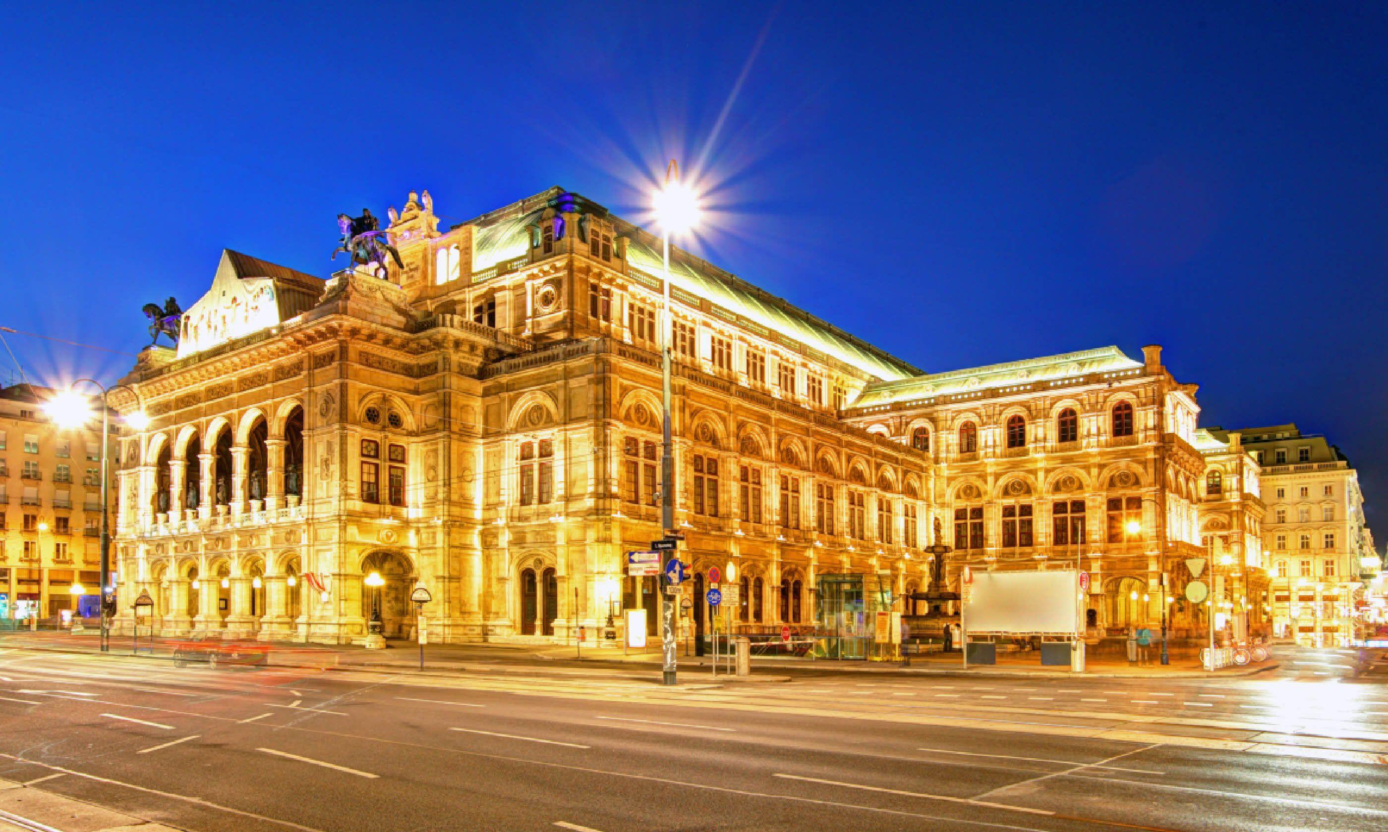 Vienna State Opera House (Dreamstime)