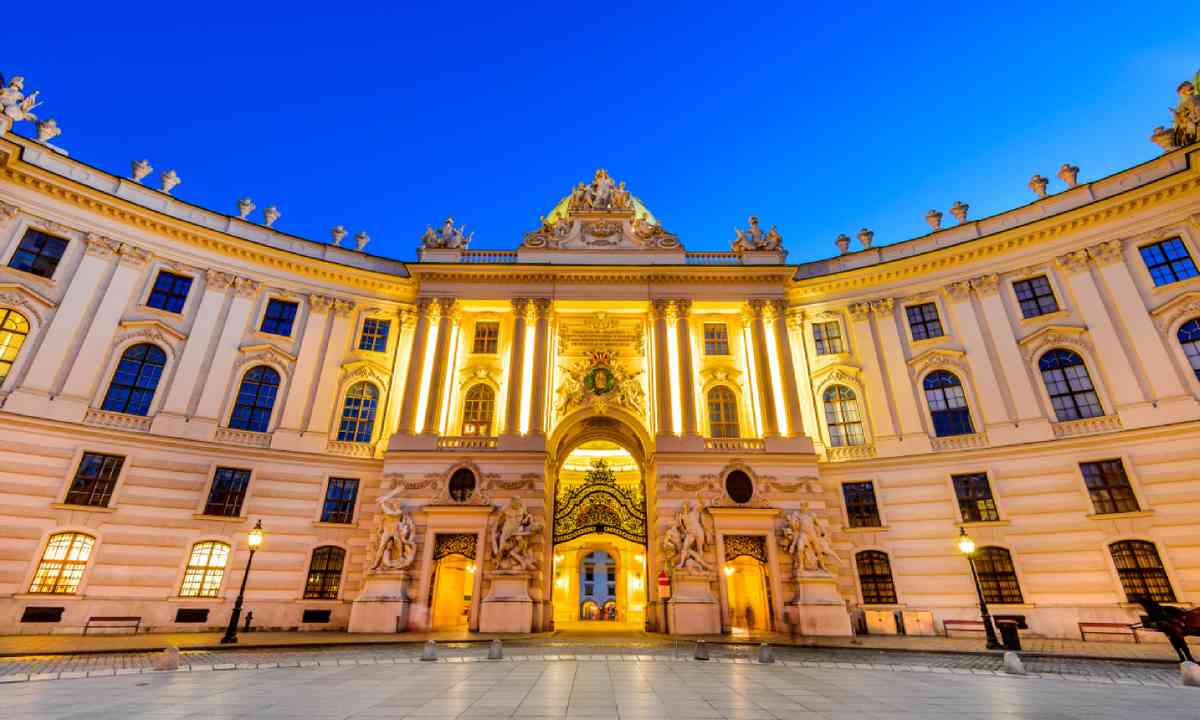 Hofburg Palace, Vienna (Shutterstock)