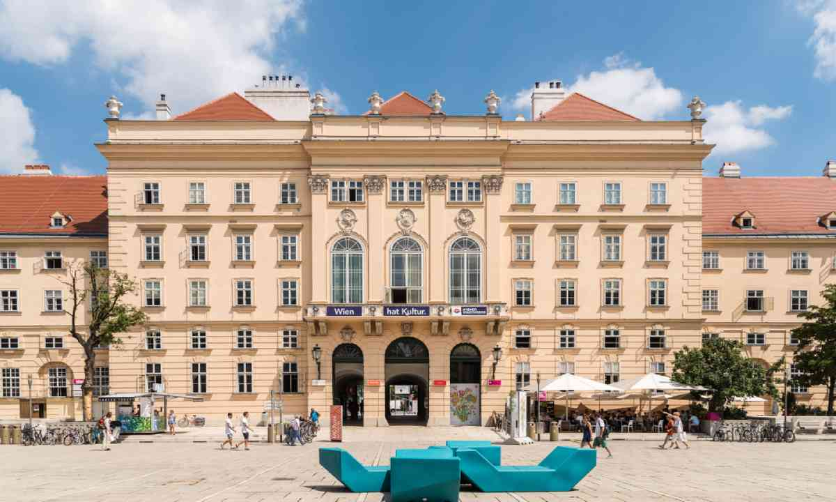 The MuseumQuartier, Vienna (Dreamstime)